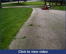 The Director OCDC Driveway video